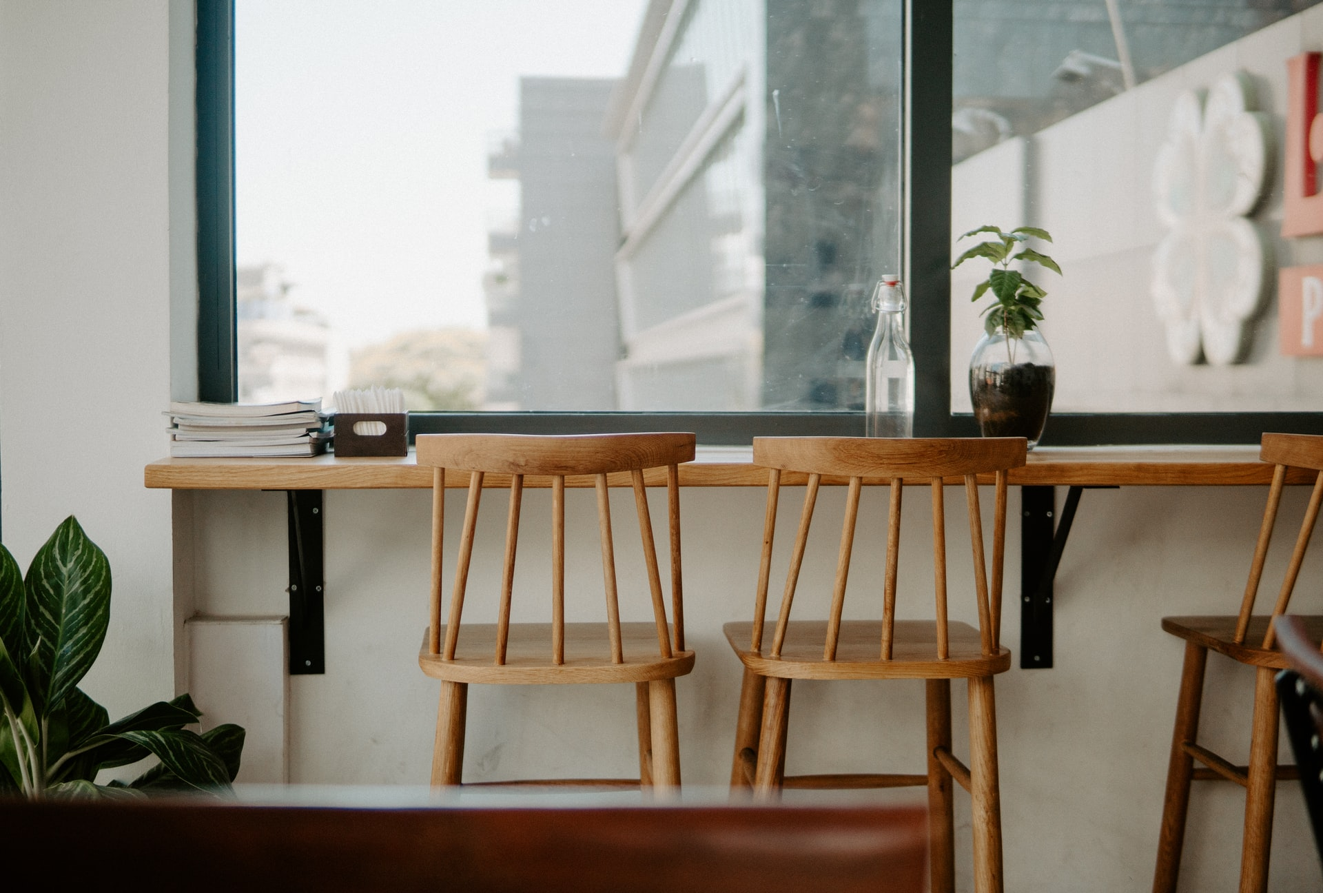 Assise de chaise en bois